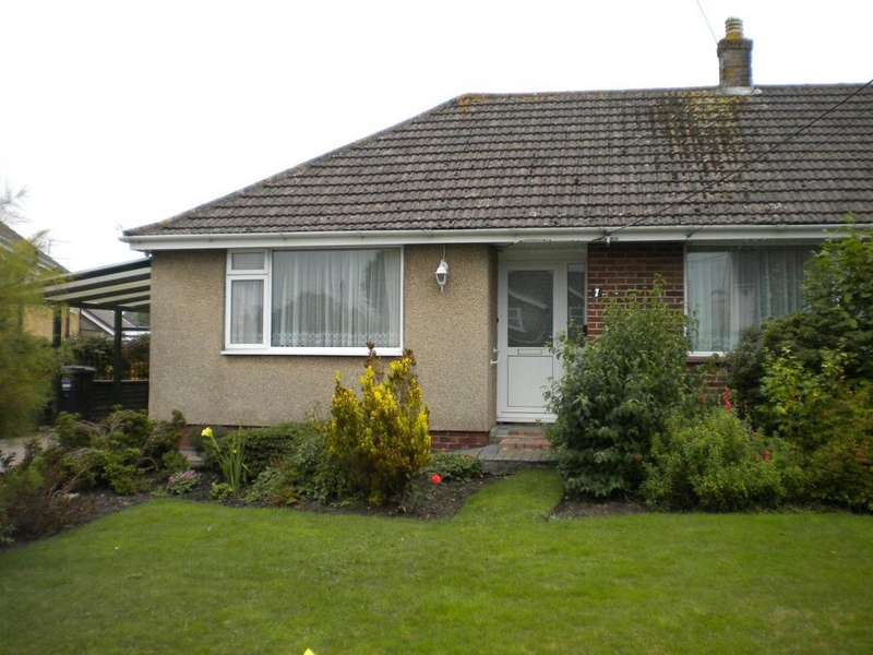 2 Bedrooms Bungalow for sale in Whitesfield Road, Nailsea