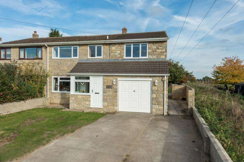 4 Bedrooms Semi Detached House for sale in Windy Ridge, Hinton Waldrist, Faringdon