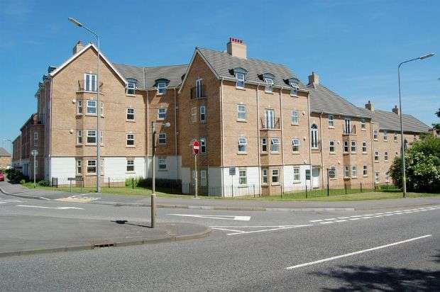 1 Bedroom Flat for sale in Morning Star Road, Royal Park , Daventry NN11 9AA