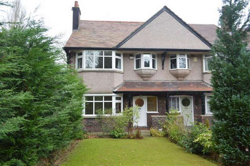4 Bedrooms Semi Detached House for sale in Cearns Road, Oxton, CH43