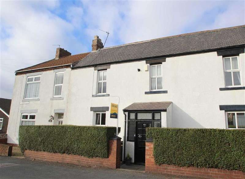 2 Bedrooms Terraced House for sale in Moor Cottages, North Shields, Tyne And Wear, NE29