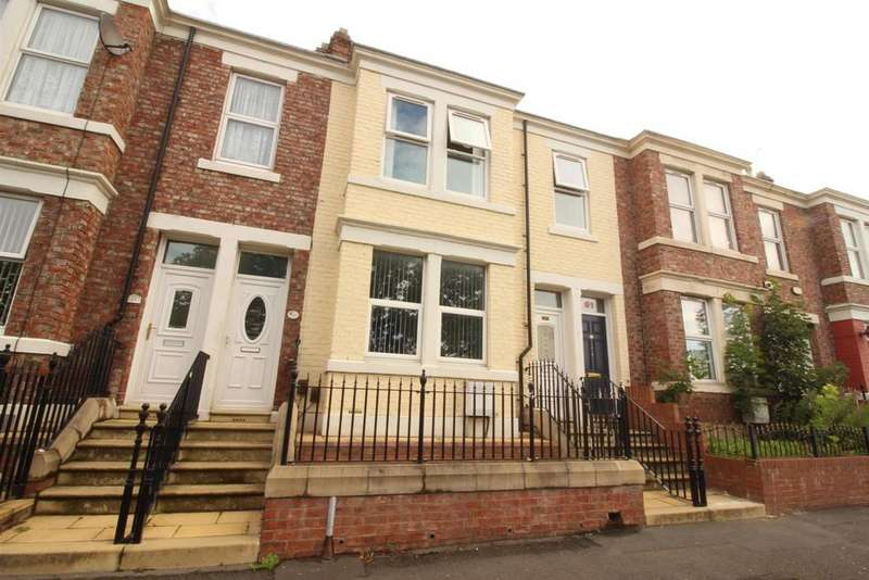 2 Bedrooms Flat for sale in Brighton Road, Gateshead
