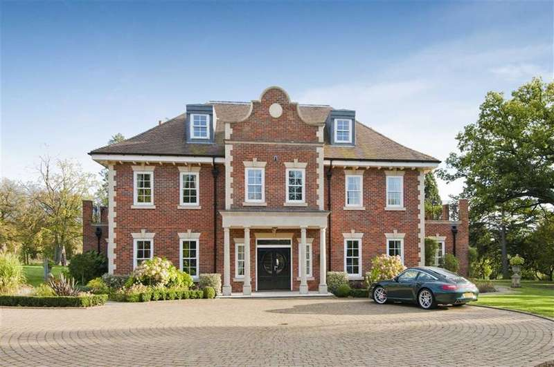 7 Bedrooms Detached House for sale in Leggatts Park, Potters Bar, Hertfordshire