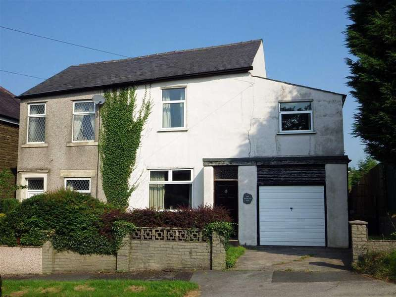 4 Bedrooms Semi Detached House for sale in Moorland View, Waterfoot, Rossendale, Lancashire, BB4
