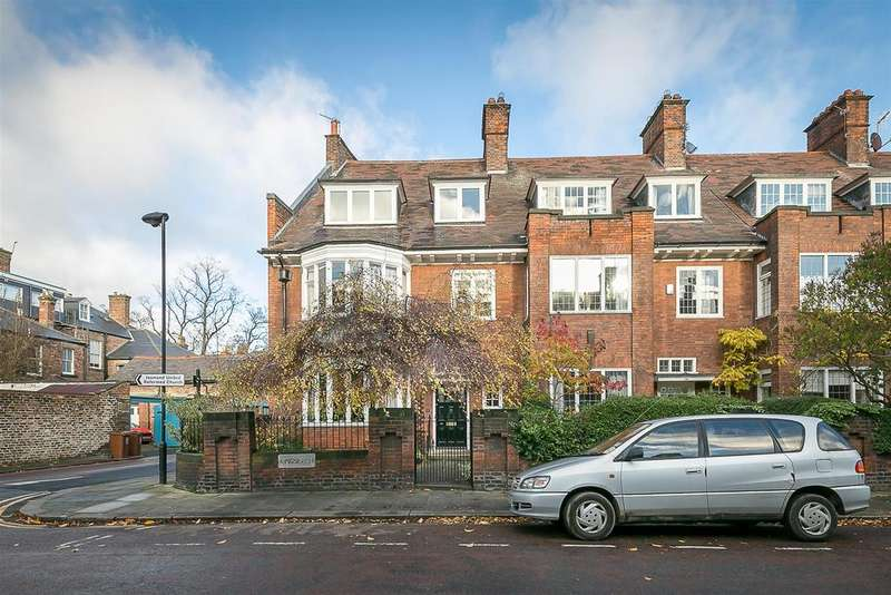 6 Bedrooms End Of Terrace House for sale in Kingsland, Jesmond, Newcastle upon Tyne