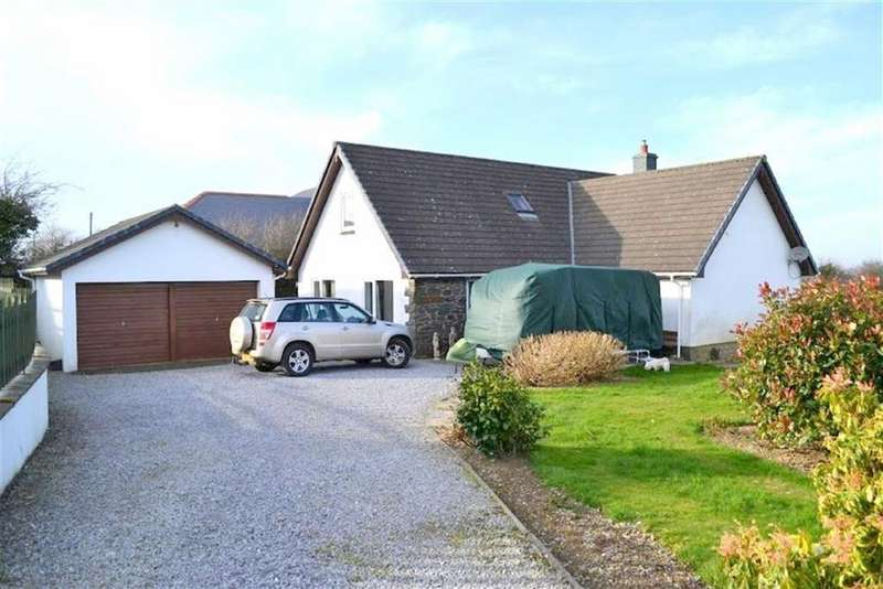 4 Bedrooms Detached House for sale in Dihewyd, Ceredigion