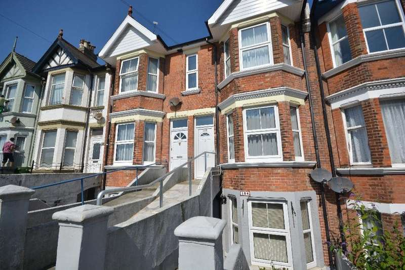 2 Bedrooms Flat for sale in Hughenden Road, Hastings