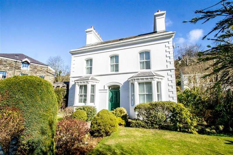 5 Bedrooms Detached House for sale in Glen Road, Laxey