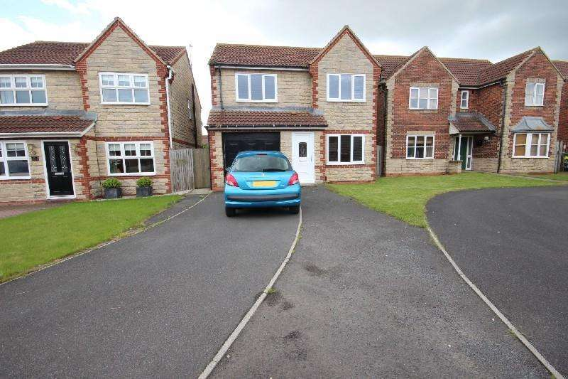 4 Bedrooms Detached House for sale in Intrepid Close, Hartlepool