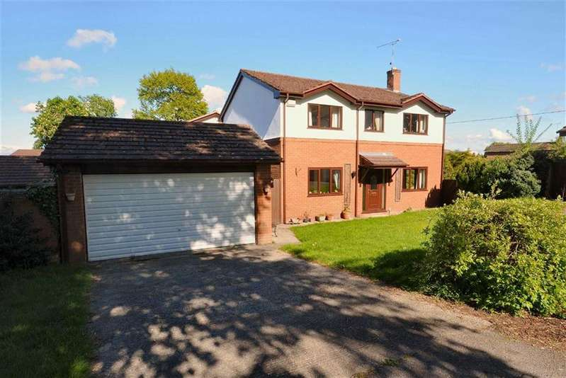 4 Bedrooms Detached House for sale in Tan Y Coed, Mold, Mold