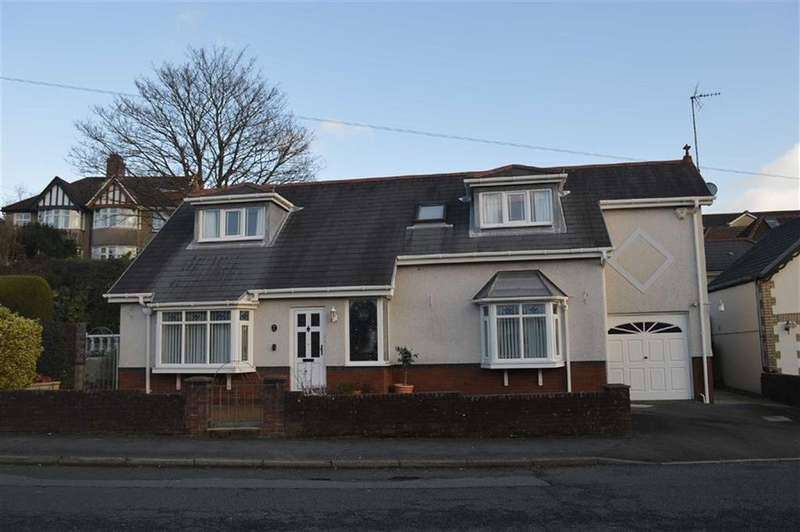 3 Bedrooms Detached House for sale in Glan Yr Afon Road, Swansea, SA2