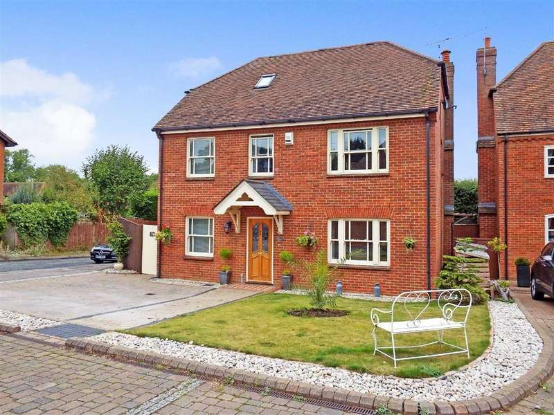 5 Bedrooms Detached House for sale in Dunwich Farm, Stevenage, Hertfordshire, SG1