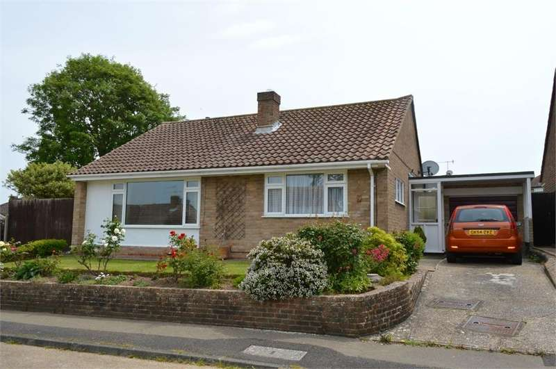 2 Bedrooms Detached Bungalow for sale in Cranston Close, Bexhill On Sea