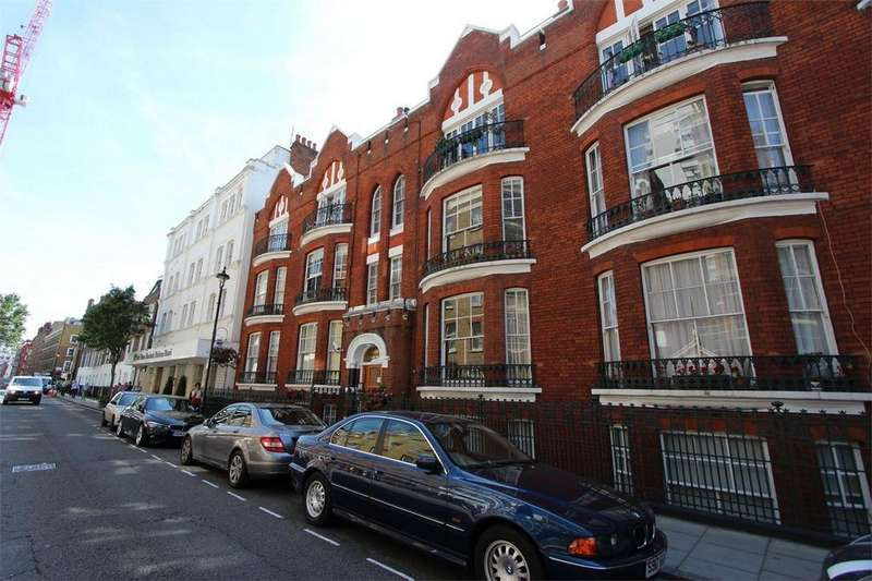 1 Bedroom Flat for sale in Portman Mansions, Chiltern Street, Marylebone, London