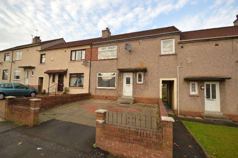 3 Bedrooms Terraced House for sale in Haining Avenue, Kilmarnock, East Ayrshire, KA1 3PH