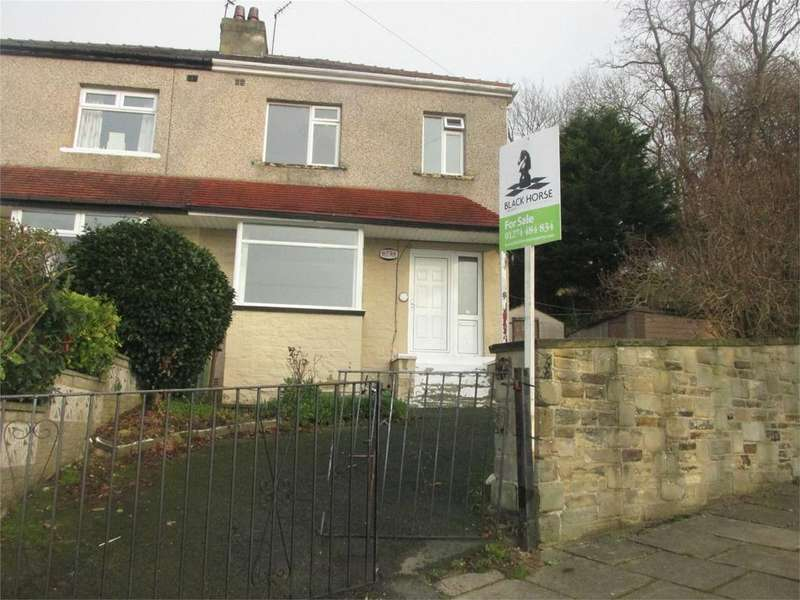 3 Bedrooms Detached House for sale in Greenfield Avenue, SHIPLEY, West Yorkshire