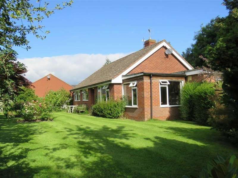 3 Bedrooms Detached House for sale in Prescott Road, Baschurch, SY4