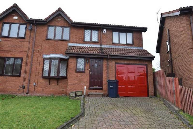 5 Bedrooms Semi Detached House for sale in Felling