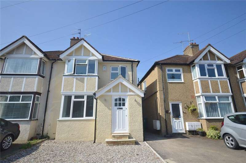 4 Bedrooms Semi Detached House for sale in Third Avenue, Watford, Hertfordshire, WD25