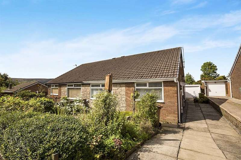 2 Bedrooms Semi Detached Bungalow for sale in Chapter Road, Darwen, BB3