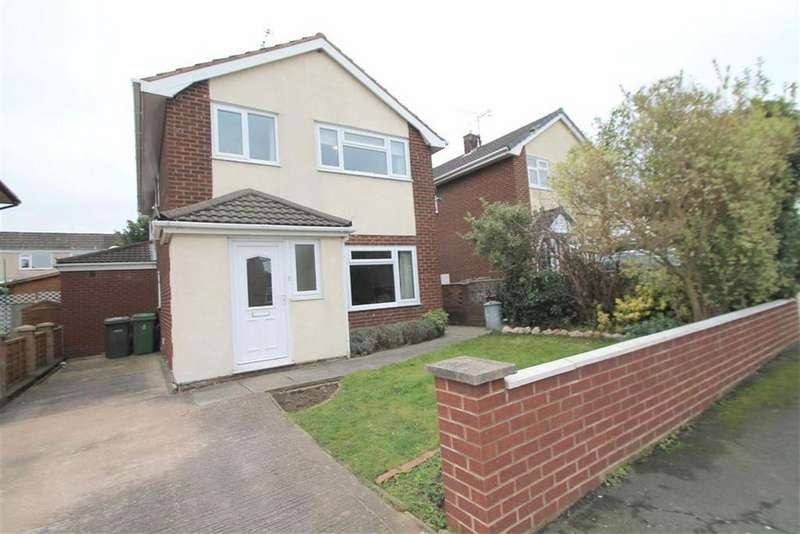 4 Bedrooms Detached House for sale in Ffordd Mon, Rhosddu, Wrexham