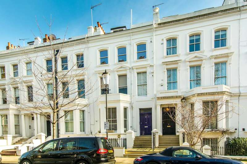 2 Bedrooms Flat for sale in Russell Road, Notting Hill, W14