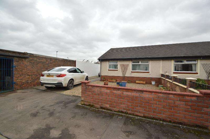 2 Bedrooms Bungalow for sale in Wilson Avenue, Irvine, North Ayrshire, KA12 0TW