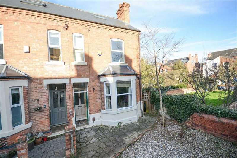 4 Bedrooms Semi Detached House for sale in Melton Grove, West Bridgford