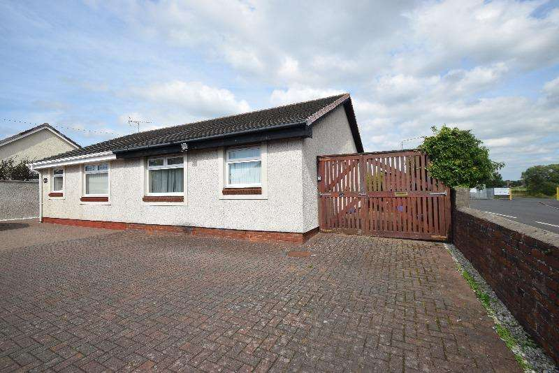 2 Bedrooms Bungalow for sale in Quarry Road, Irvine, North Ayrshire, KA12 0TH