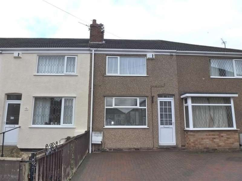 2 Bedrooms Terraced House for sale in Edward Street, Cleethorpes
