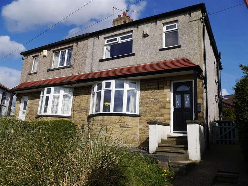 2 Bedrooms Semi Detached House for sale in Lodore Road, Eccleshill, Bradford, BD2 4JH
