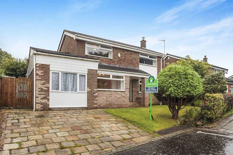 3 Bedrooms Detached House for sale in Earlswood, Skelmersdale, WN8
