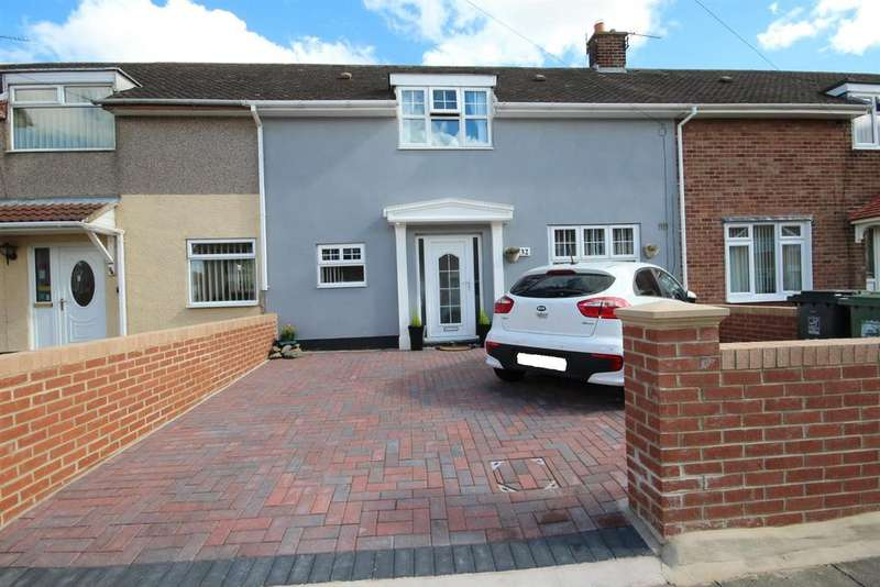 2 Bedrooms Terraced House for sale in Lanark Road, Hartlepool