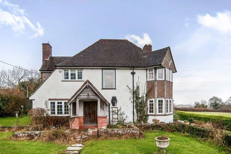 4 Bedrooms Detached House for sale in Summerhill, Polegate, BN26
