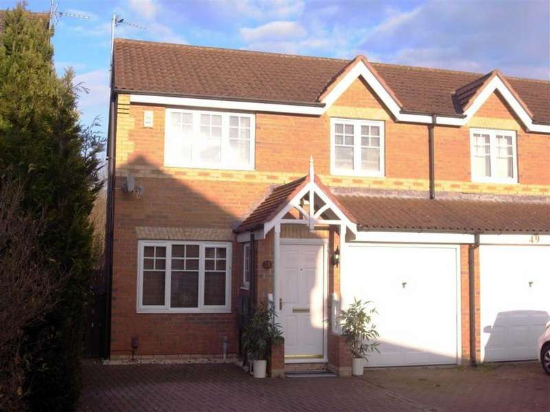 3 Bedrooms Semi Detached House for sale in Aldgrove Way, Darlington
