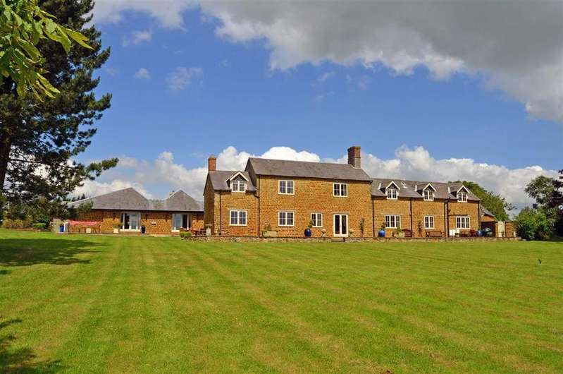 6 Bedrooms Detached House for sale in Adstone