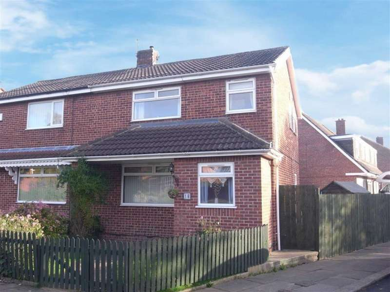 3 Bedrooms Semi Detached House for sale in Kingsway, Darlington