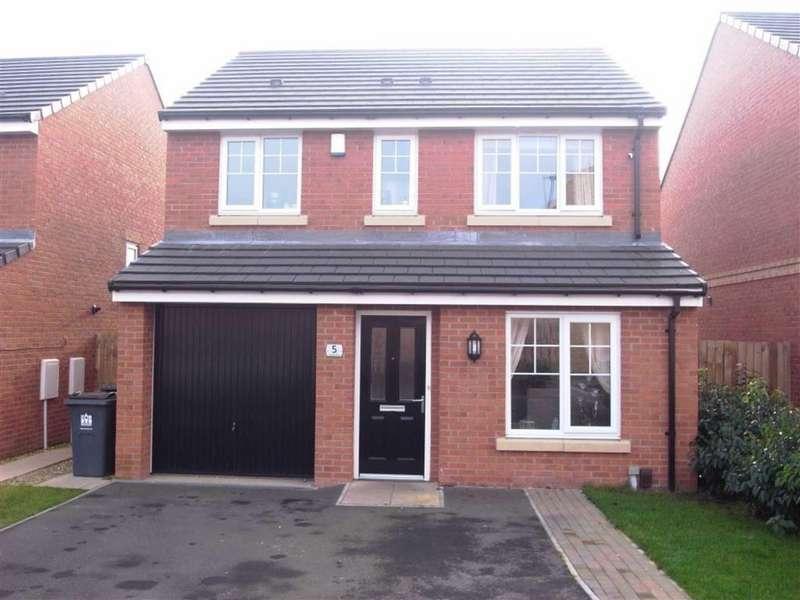 3 Bedrooms Detached House for sale in Poulton Close, Darlington