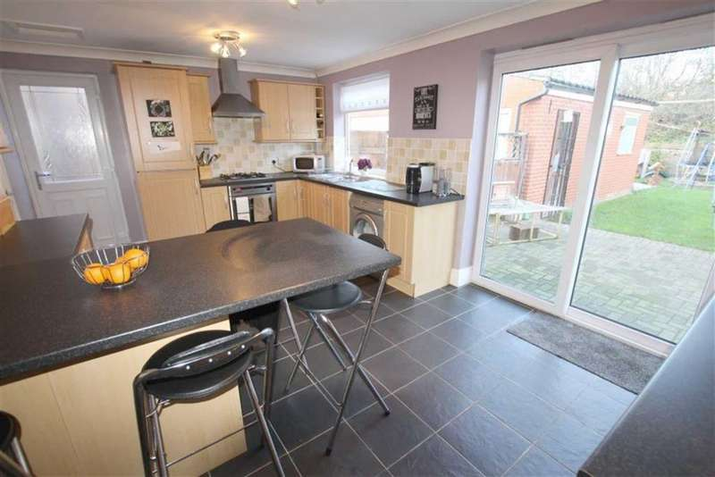 2 Bedrooms Semi Detached House for sale in Bowen Road, Darlington