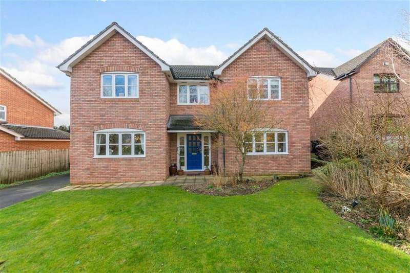 4 Bedrooms Detached House for sale in The Myrtles, Chepstow, Monmouthshire