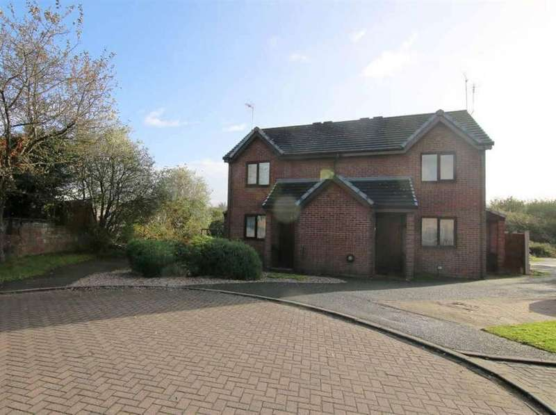 1 Bedroom Apartment Flat for sale in Kirkwood Close, Vicars Cross