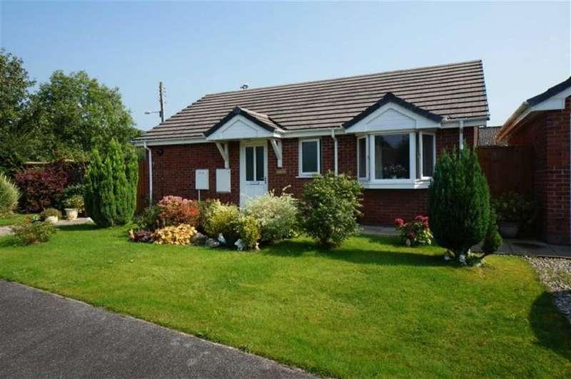 2 Bedrooms Detached Bungalow for sale in Nant Y Goron, Llanrwst, Conwy