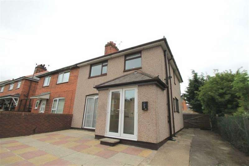 3 Bedrooms End Of Terrace House for sale in Ffordd Y Gaer, Bradley, Wrexham