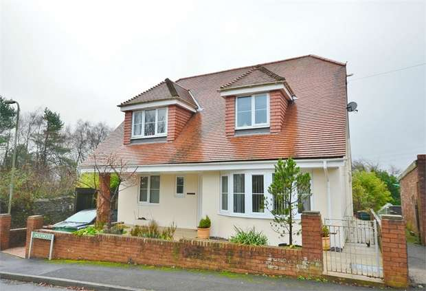 5 Bedrooms Detached House for sale in Underwood, CAERPHILLY