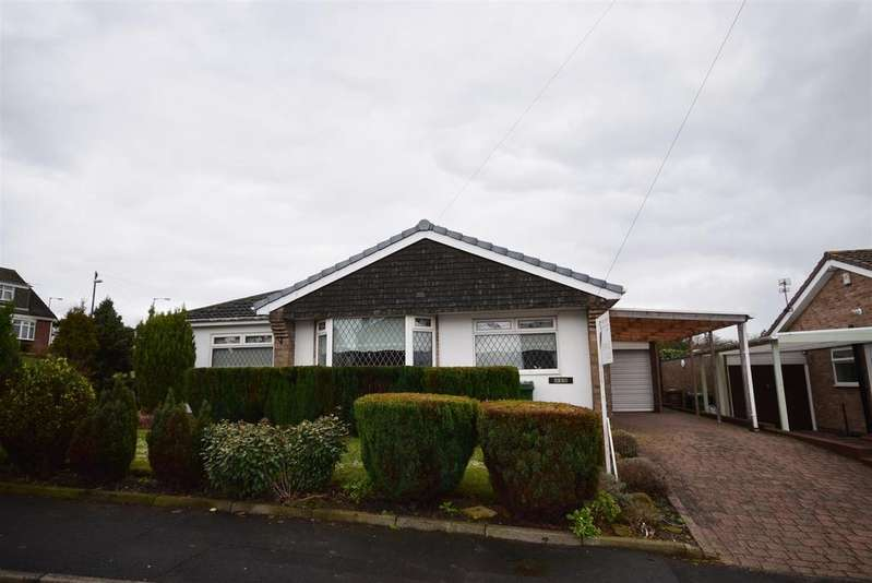 2 Bedrooms Detached Bungalow for sale in Sevenoaks Drive, Sunderland