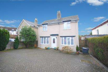 4 Bedrooms Detached House for sale in Honiton, Devon, England