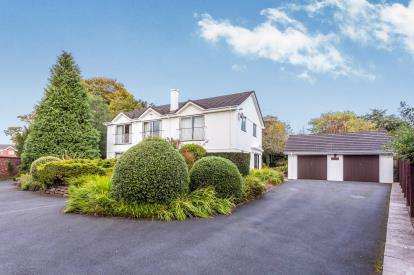 5 Bedrooms Detached House for sale in Derriford, Plymouth, Devon