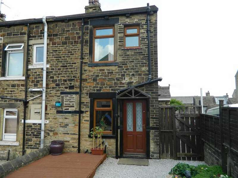 2 Bedrooms Terraced House for sale in Post Office Road, Eccleshill, Bradford, BD2 2HT