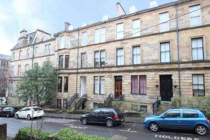 3 Bedrooms Flat for sale in Bower Street, Hillhead, Glasgow