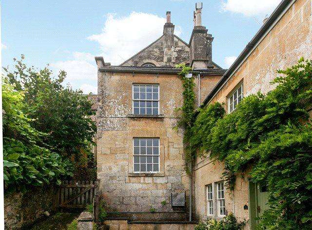1 Bedroom Terraced House for sale in Middle Stoke, Limpley Stoke, Bath, BA2